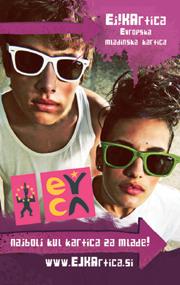 Evropska mladinska kartica