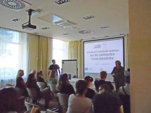 Nacionalni mladinski seminar o izobraževanju in zaposlovanju mladih