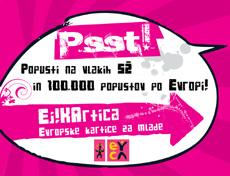 Evropske mladinske kartice
