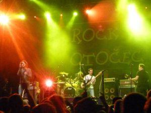 Rock Otočec