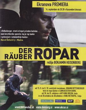 Film Ropar (Der Räuber)