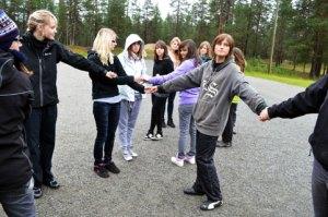 Kreativni tabor Cultural Art Diversity na Finskem