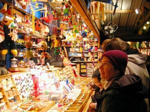 Dunaj, božični sejem