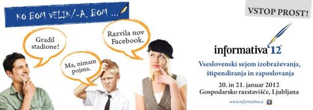 Informativa 2012