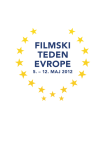 Filmski teden Evrope