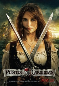 Penelope Cruz - Pirates of Caribbean 4