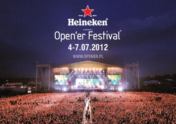 Open'er festival 2012