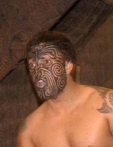 Easter Maori Tattoo