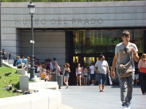 Madrid - muzej Prado