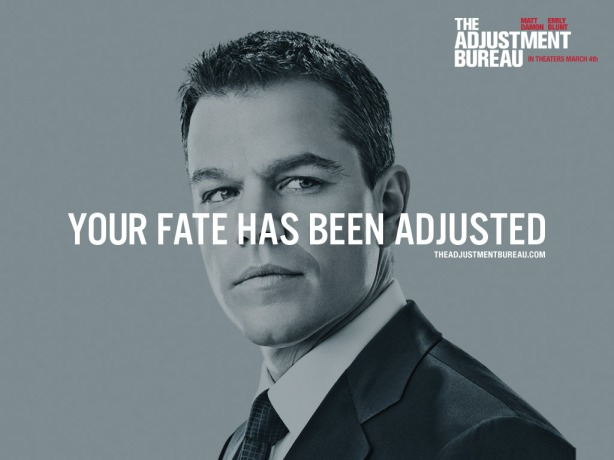Matt Damon - The Adjustment Bureau