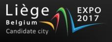 Kandidat za EXPO-2017: Liege, Belgija