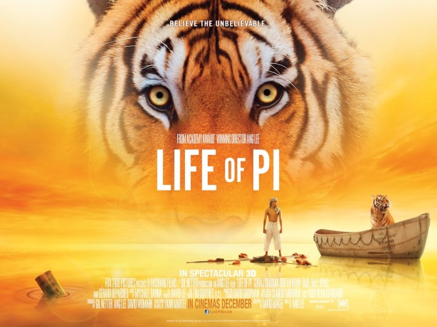 Life of Pi - film