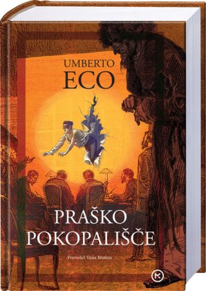 Praško pokopališče - Umberto Eco